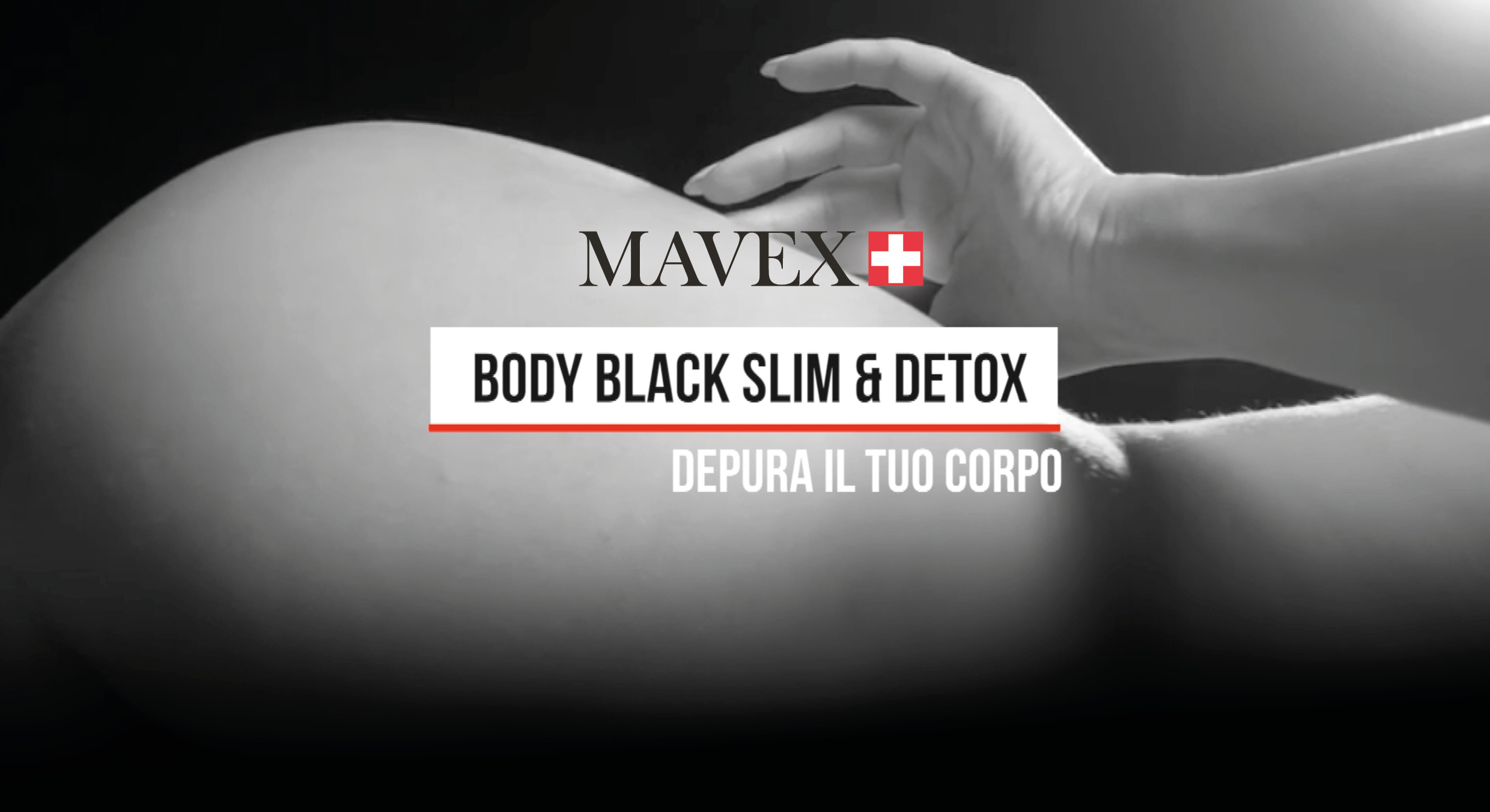 Body Black Slim & Detox